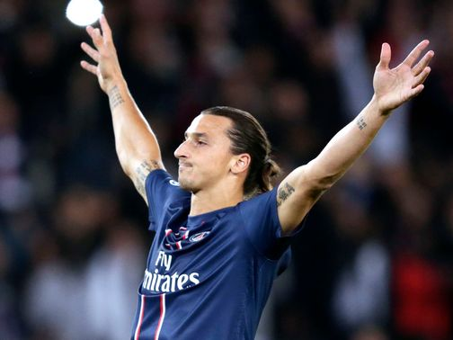 Zlatan Ibrahimovic: Gerrard is a 'fantastic player'