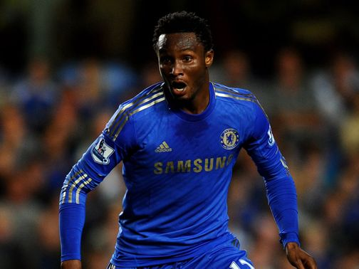 John Obi Mikel: Optimistic ahead of Man United clash