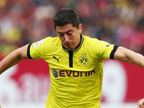 Robert Lewandowski: Open minded about future