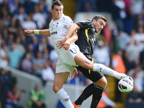 Gareth Bale: Didn't think of leaving Spurs