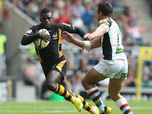 Christian Wade: Faces Bath on Saturday