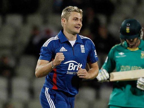 Luke Wright: Impressed by minnows Afghanistan