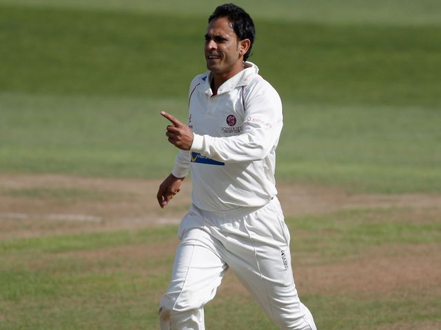 Abdur Rehman: Huge haul  for Somerset