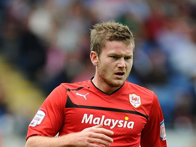 Aron Gunnarsson: Grabbed the winner for Cardiff