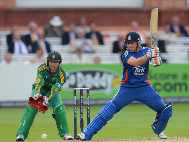 Ian Bell: Scored 88 for England