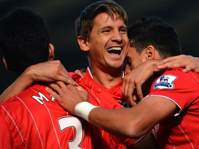 Gaston Ramirez: Wanted by three clubs in Italy
