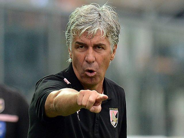 Gian Piero Gasperini: Backed to restore Palermo to glory