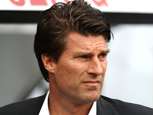 Laudrup: Keeping calm