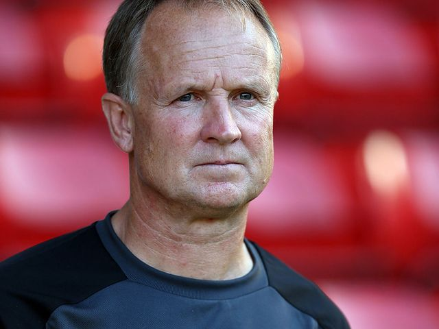 Sean O'Driscoll: Impressed with Boro consistency