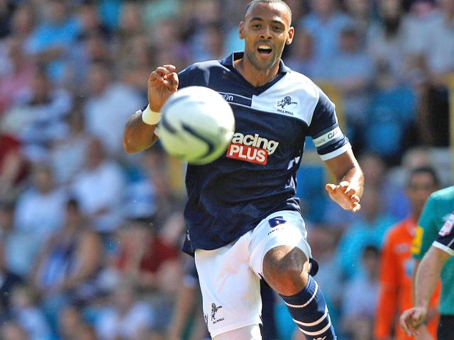 Liam Trotter: Gave Millwall the lead
