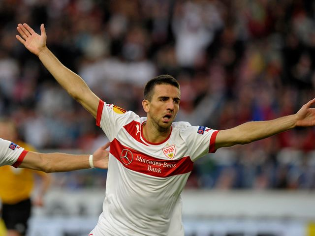 Ibisevic: Scored for Stuttgart