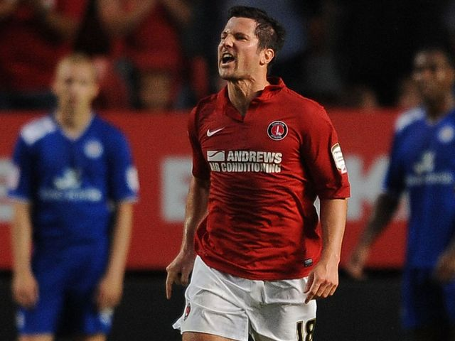 Yann Kermorgant: Headed home Charlton's winner