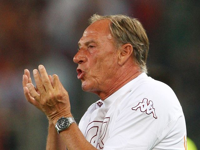 Zeman: Been involved with Lazio and Roma