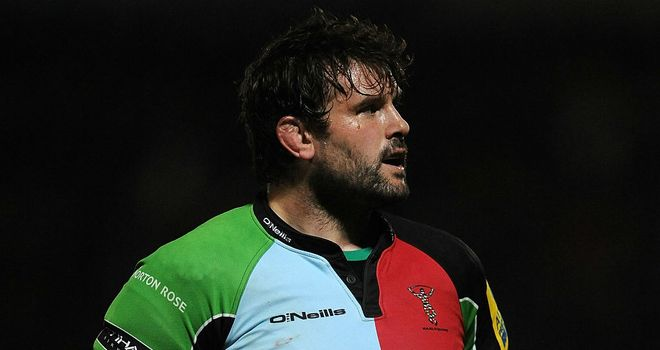 Tim Fairbrother: Will return to New Zealand after leaving Harlequins