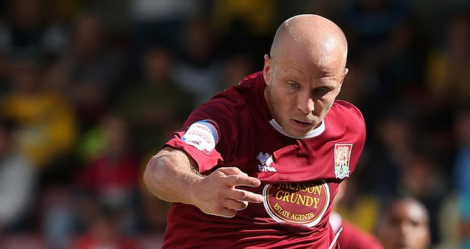 Luke Guttridge: Netted Northampton's second goal