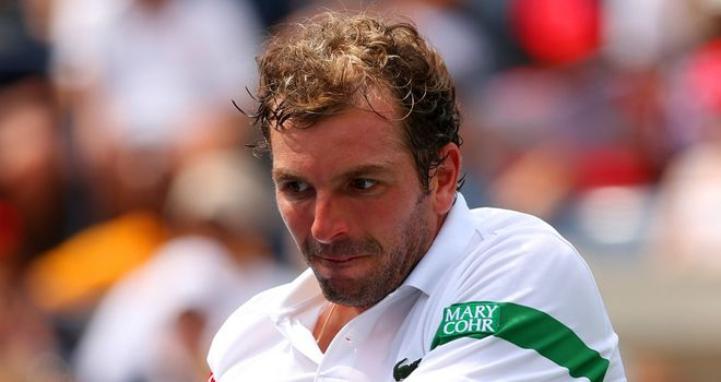 Julien Benneteau: Defeated David Ferrer to reach the final of the Malaysian Open