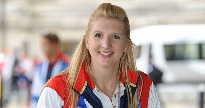 Rebecca Adlington: Believes the future is positive for Team GB swimmers heading towards the Rio Olympics