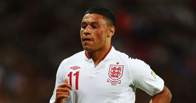 Alex Oxlade-Chamberlain: Determined to enjoy a long career with England