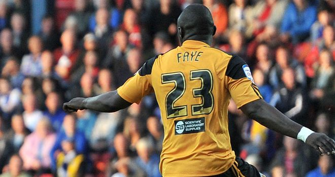 Abdoulaye Faye: Doubtful for Hull's trip to Brighton after picking up calf injury at Millwall