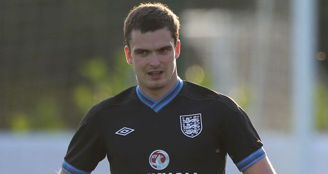 Adam Johnson: Had to withdraw from England squad but may feature at the weekend
