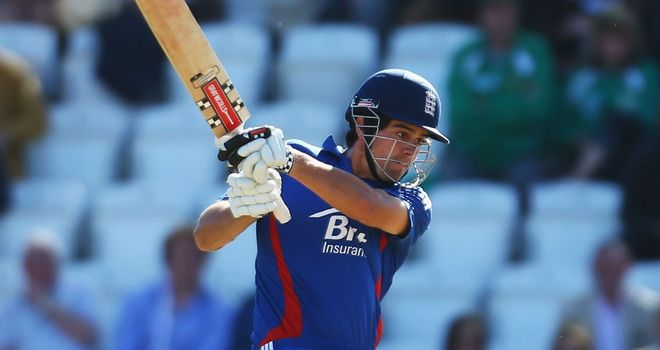 Alastair Cook: Stuart Broad wants England's players to fully support the new Test captain