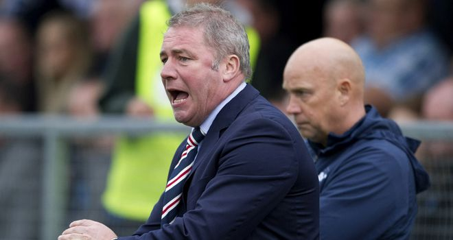 McCoist wants to move on