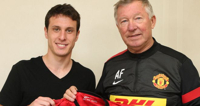 Angelo Henriquez: Believes he has joined 'the biggest club in the world'
