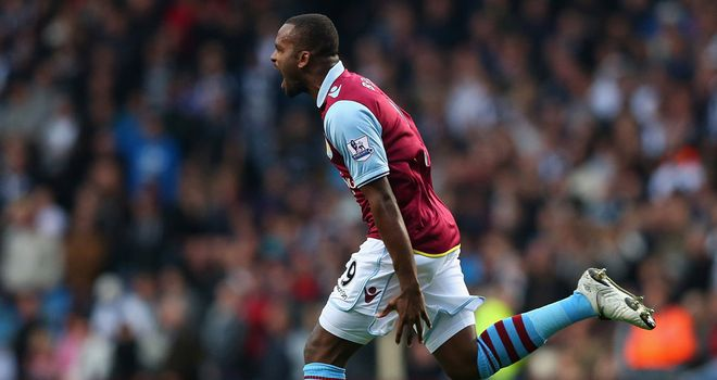Darren Bent: Aston Villa striker hopes he made a point after scoring the equaliser against West Brom