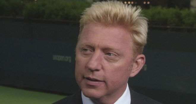 Becker: wants more arguments on court