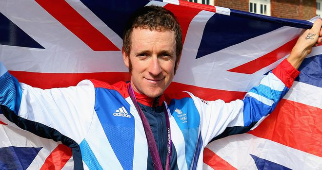 Wiggins: Did Britain proud over the summer