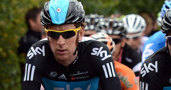 Bradley Wiggins: Out of Tour of Britain