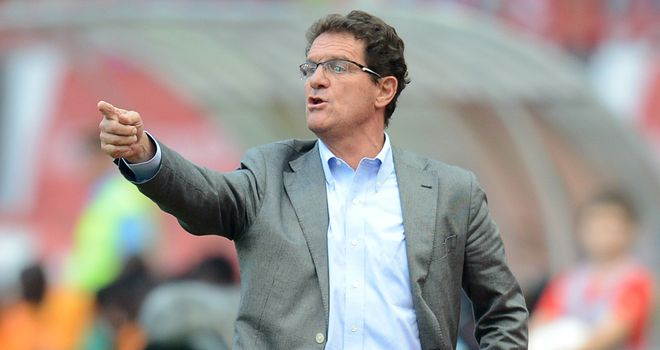 Fabio Capello: Keeping quiet on his departure as England manager earlier this year