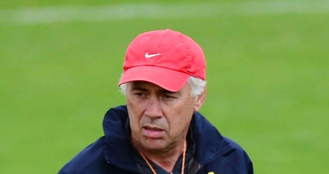 Carlo Ancelotti: Fully behind his former captain