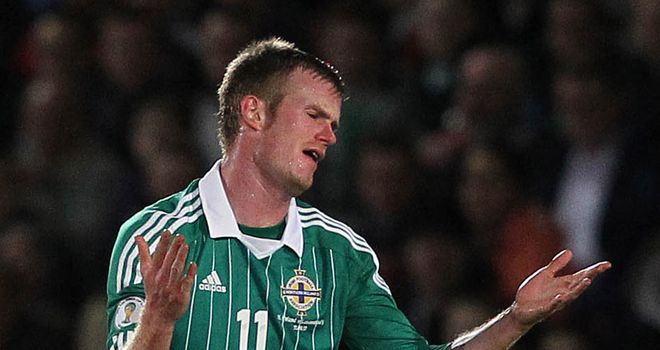 Chris Brunt returns to the Northern Ireland squad