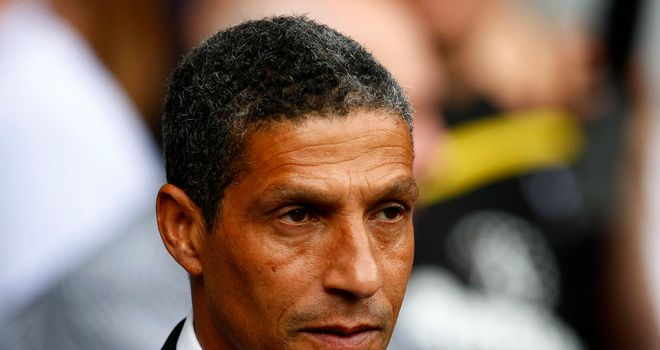 Chris Hughton: Hopeful Norwich's free-scoring style will return