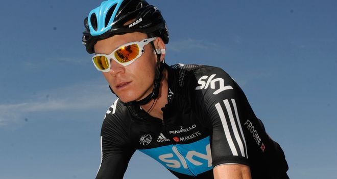 Chris Froome: Targeting Tour de France victory