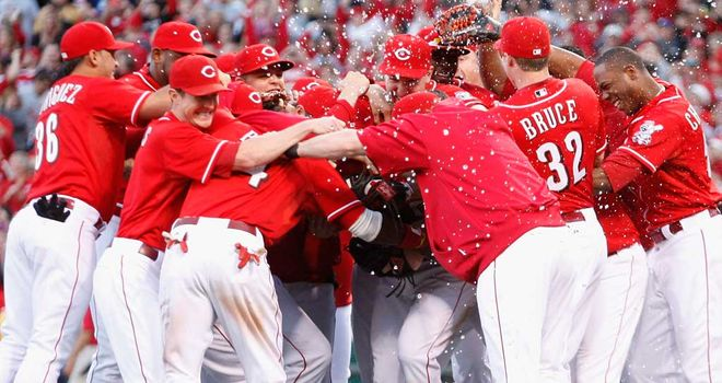 Cincinnati Reds: Narrow win over Pittsburgh Pirates