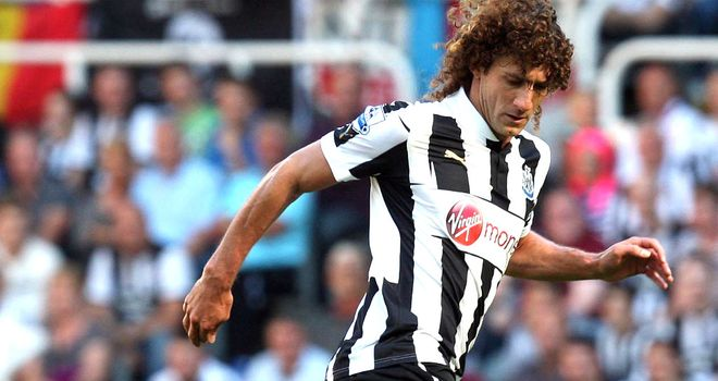 Fabricio Coloccini: Back on speaking terms with his boss