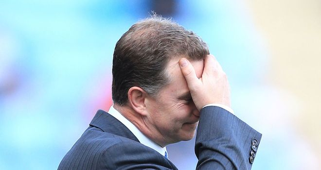 Mark Robins: Received no assurances from Coventry owner