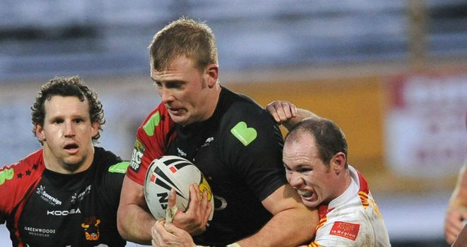 Craig Kopczak: In line to captain Wales against France