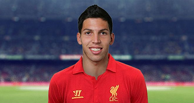 Daniel Pacheco: Liverpool youngster keen to impress manager Brendan Rodgers