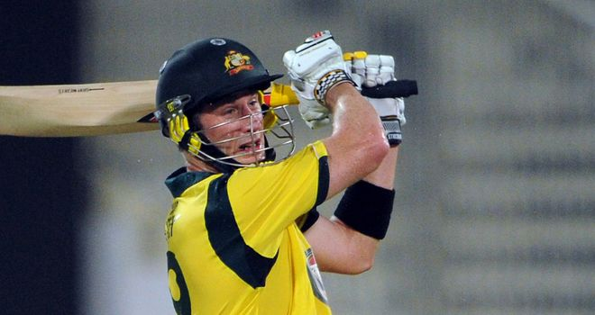 David Hussey figured in 69 ODIs and 39 T20Is for Australia but no Tests
