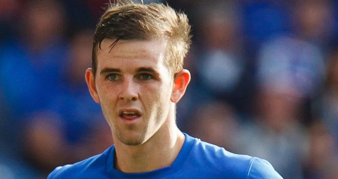David Templeton: Ankle injury has come as a major blow for Rangers