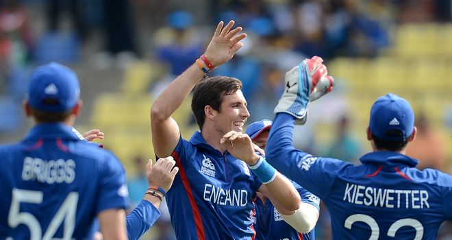Steven Finn: second time lucky