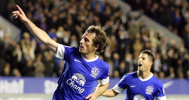 Leighton Baines: Wants Everton to turn draws into wins