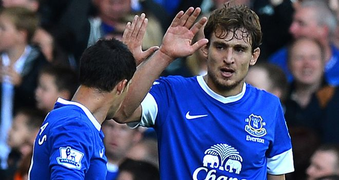 Nikica Jelavic: Feels Everton are ready to return to the Champions League