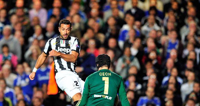 Fabio Quagliarella rescued a point at Chelsea to the delight of Massimo Carrera