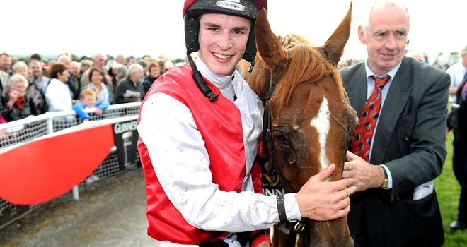 Danny Mullins: Made a perfect start to new role