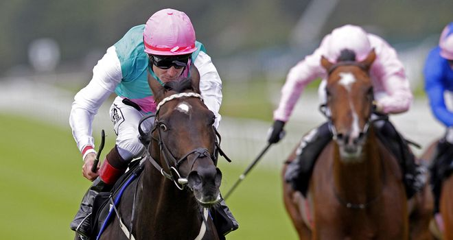 Famous Name: Landed favouritism at the Curragh