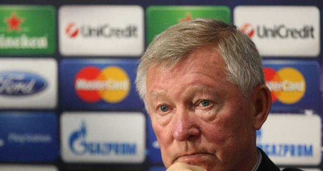 Sir Alex Ferguson: The United boss is taking this year's competition far more seriously